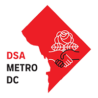 Metro DC DSA Democratic Socialists of America