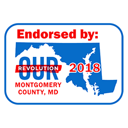 Our Revolution Montgomery County