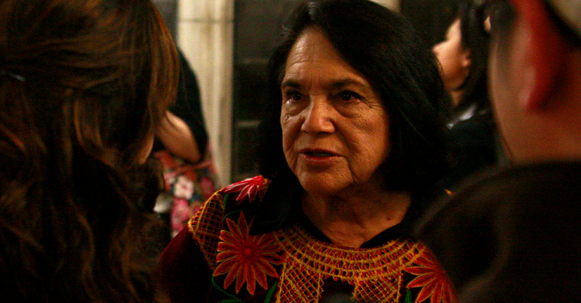 Conventional Wisdom vs. Unconventional Women: Dolores Huerta