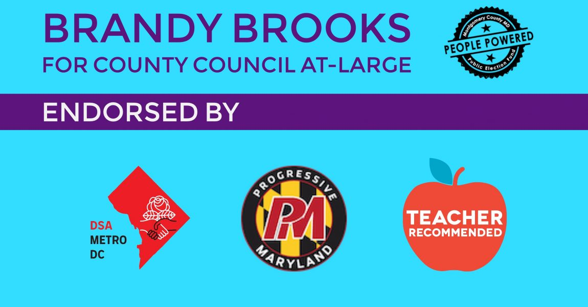 Brandy Brooks Receives Two New Major Endorsements