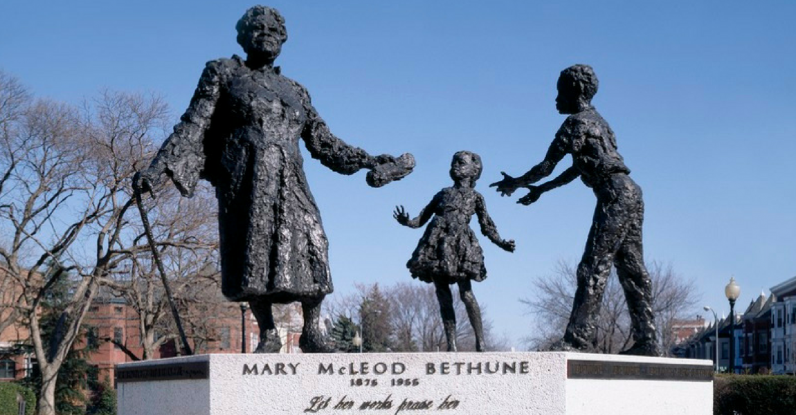 Conventional Wisdom vs. Unconventional Women: Mary McLeod Bethune